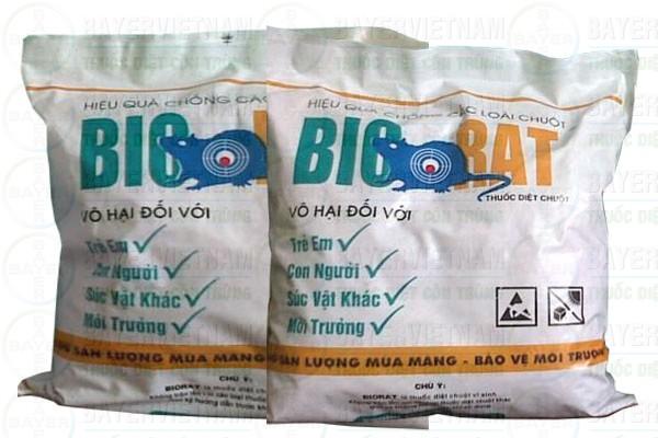 Thuốc diệt chuột vi sinh Biorat hiệu quả cao